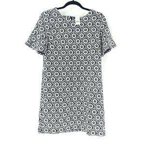 Ann Taylor Loft Shift Dress Womens XS Stretch